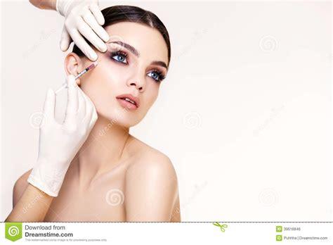 beautiful videos beautiful woman gets injections cosmetology beauty face