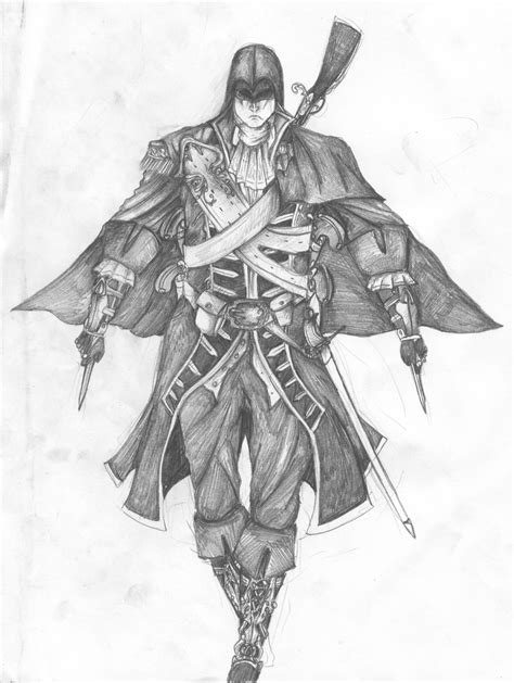 Assassins Creed 3 Design Pic 2 By Wb17 On Deviantart Assassins Creed Designs
