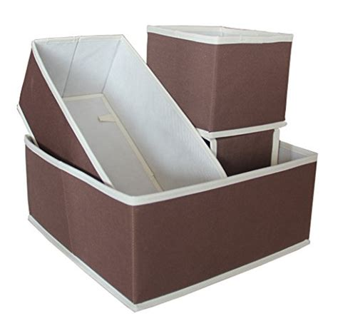 misslo foldable storage drawer closet dresser organizer