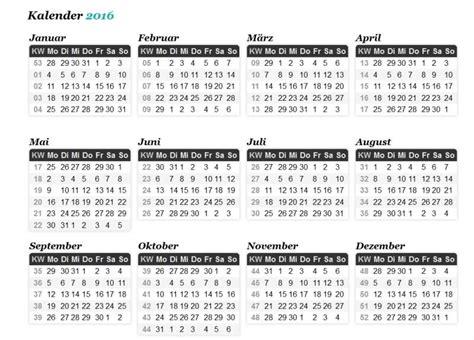 Jahreskalender Mit Kw Kalender Mit Kw Freeware De