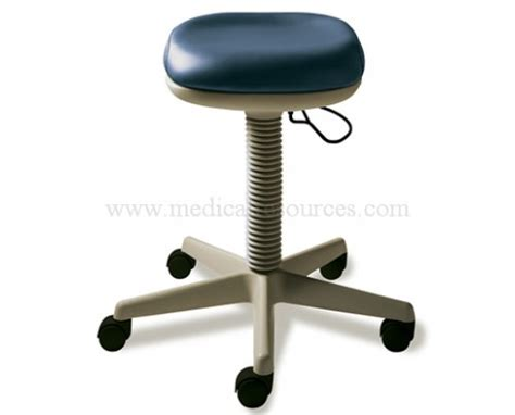 Midmark Stool by Midmark 425 Air Lift Exam Stool Hand Operated