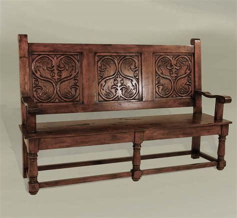 western benches carved wood bench western benches free shipping