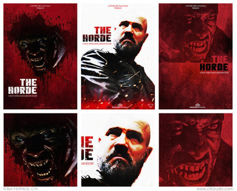Watch The Horde 2009 The Horde Movie Posters By Benferreol On Deviantart