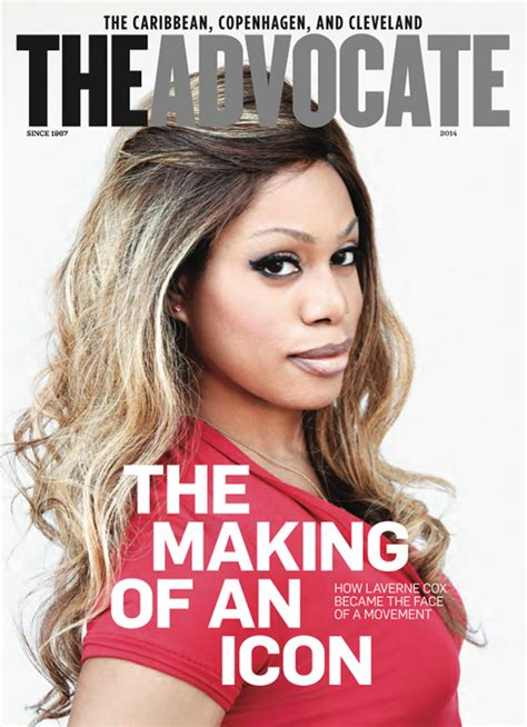 laverne cox is on the cover of time magazine buzzfeed laverne cox makes history again with emmy nomination