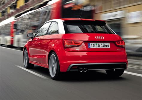Audi A1 S Line by 2011 Audi A1 With S Line Sports Package Debuts
