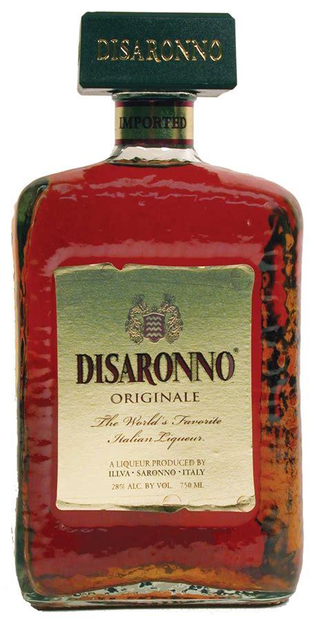 amaretto disaronno italian liqueur