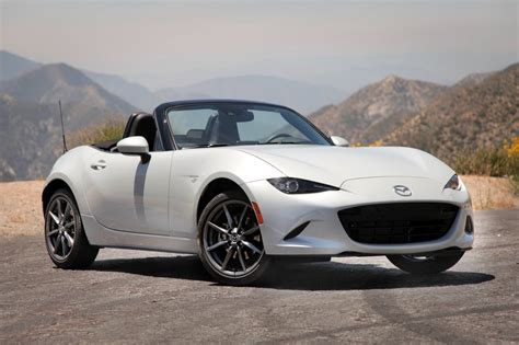 Mx6 Interior 2016 Mazda Mx 5 Review Youtube