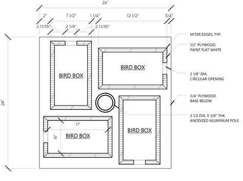 Purple Martin Bird House Plans Let S Build A House For Birds An Architect S Impetus