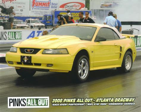 2001 V6 Mustang Auto 0 60 by 2001 Ford Mustang Gt 0 60 Time