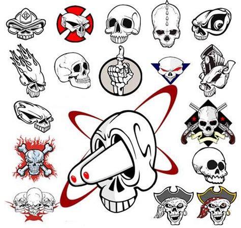 imagenes en vectores para illustrator gratis 81 calaveras en vectores gratis paperblog