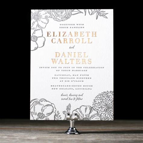 wedding invitation printers adelaide adelaide invitation wedding stationery from appleberry press