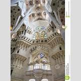 Gaudi Sagrada Familia Ceiling | 957 x 1300 jpeg 200kB