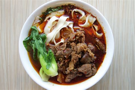 best comfort food in los angeles the best chinese beef noodle soups in los angeles