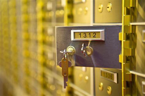 Safe Deposit Box Bank Bank Safe Deposit Boxes Or Vault Safe Deposit