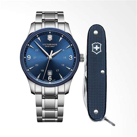Jam Tangan Swiss Army Sa4081 1 jual victorinox swiss army alliance jam tangan pria