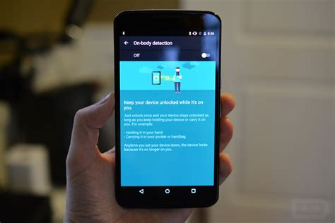 smart lock android adds quot on detection quot to smart lock in android 5 1 droid