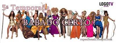 Detox Incut by Rupaul Brasil Fans Rupaul Drag Race Season 5