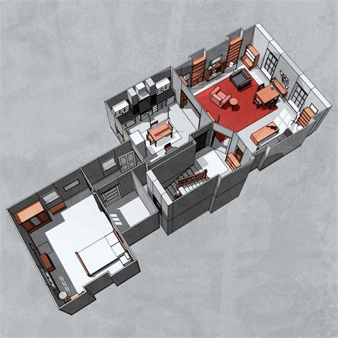 221b baker street floor plan 221b baker street layout sweeet sherlocked if inconvenient come anyway pinterest the