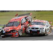 Garth Tander Wins An Action Packed Controversial 60/60 V8