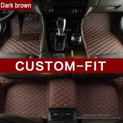 Car Floor Mats Ecosport Custom Fit Car Floor Mats For Ford Edge Escape Fusion