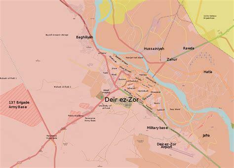 deir ez zor map deir ez zor map 28 images file deir ez zor in syria