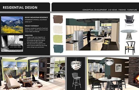 interior design student portfolio exles student portfolio sle pages on behance