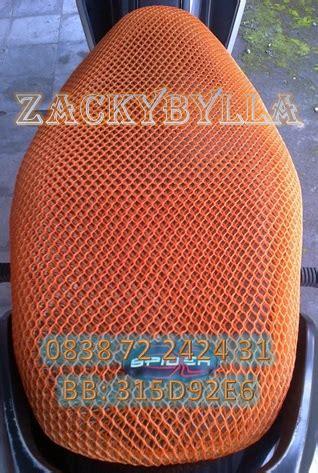 Cooltech Fancy Cover Jok Motor Anti Panas Ukuran S M L sarung jok motor spider distributor cooltech procool bogor