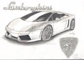 Sketch Of A Lamborghini Lamborghini Sketch 2 By Dracosstarlight On Deviantart