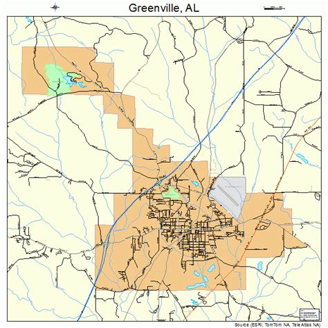 where is greenville alabama on the map greenville alabama map 0131912