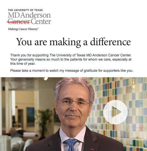 md anderson help online donations support cancer research treatment md
