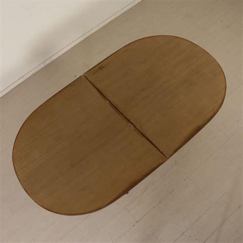 prolunga tavolo tavolo tondo con prolunga mobili in stile bottega
