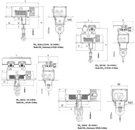 electric hoist wiring diagram dolgular