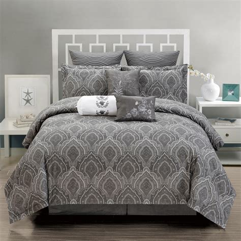 King Bedding Sets Clearance King Bedding Sets Clearance Bedroom Accent With Woven Jacquard Medallion Coordinate