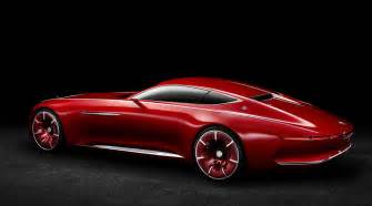 Mercedes 6 By 6 Vision Mercedes Maybach 6 Mercedes