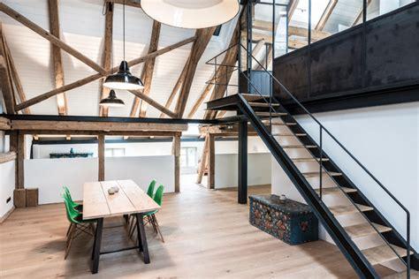 bauernhof tisch esszimmer bauernhaus modernisierung bayern skandinavisch