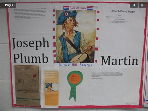 Joseph Plumb Martin by Posts What S Going On In Mr Solarz Class