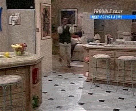 carlton sliding across floor gif 90 s nostalgia 5 houses we all wanted to live in brad