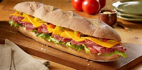 Day 1 After The Sandwich by Day Sub Sandwich Recipe Sargento 174 Medium Cheddar Cheese