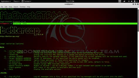 kali linux lan tutorial cara sniffing di jaringan wifi lan dengan bettercap di