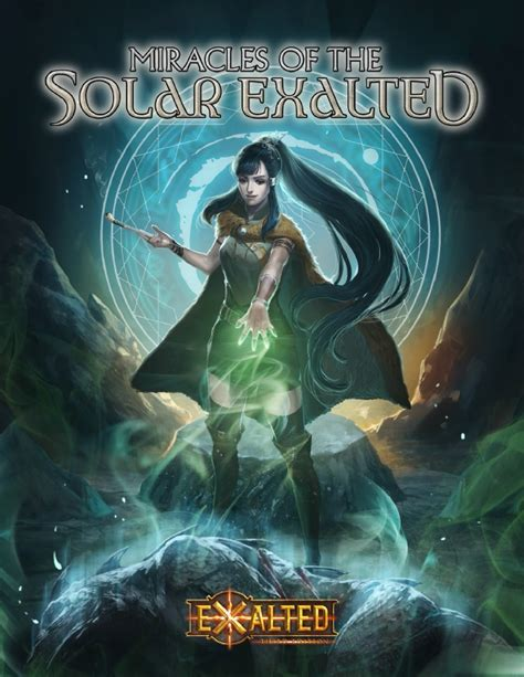 now available miracles of the solar exalted and more