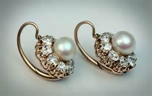 European Style best antique pearl earrings photos 2017 blue maize