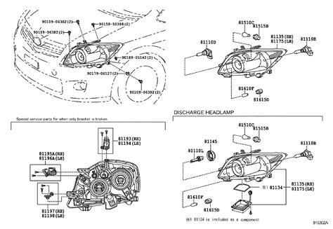 toyota avensis headlight wiring diagram wiring diagrams