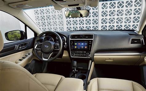 Subaru Legacy 2020 Interior by 2020 Subaru Legacy Interior Photo Shows Significantly