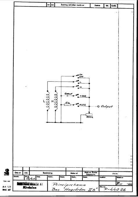 hagstrom wiring diagrams 24 wiring diagram images