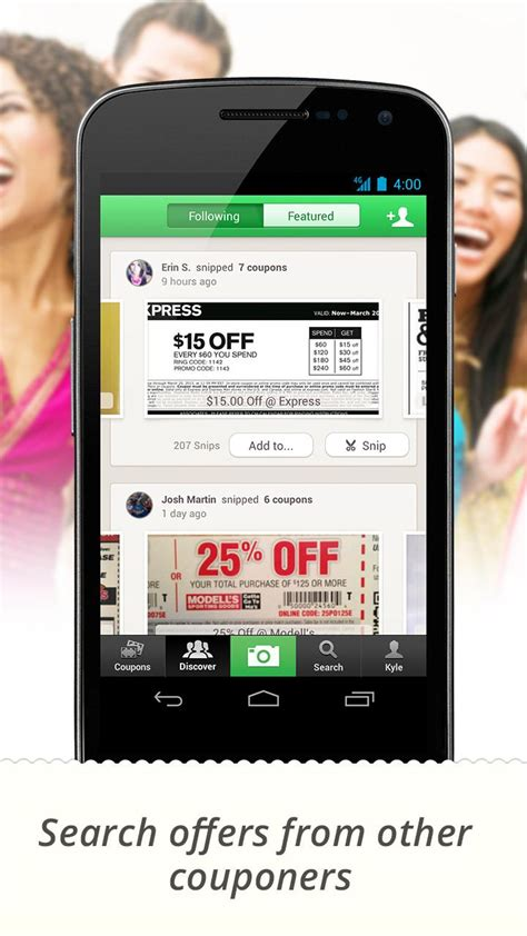 snip snap for android snip snap for android 28 images snipsnap coupon app 100 target gift card giveaway snip snap