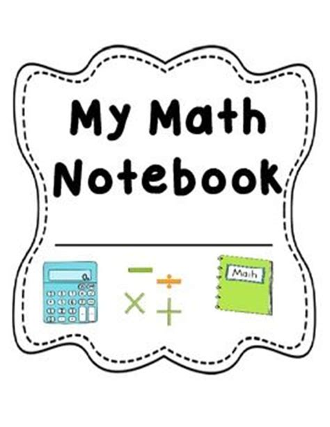 53 best math notebooks images on pinterest math journals