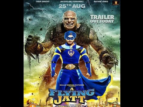 a flying jatt full movie a flying jatt trailer tiger shroff s super hero movie