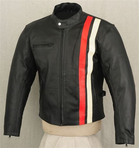 leather racing jacket leather racing jacket coat nj