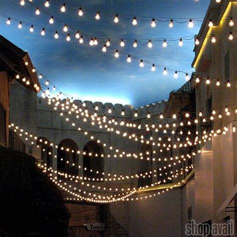 light on a string 楽天市場 屋外用 防雨仕様 zilotec ストリングライト 15 8m クリスマス イルミネーション