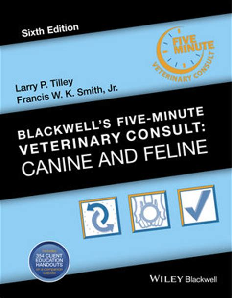 Pdf Blackwells Five Minute Veterinary Consult Canine wiley blackwell s five minute veterinary consult canine